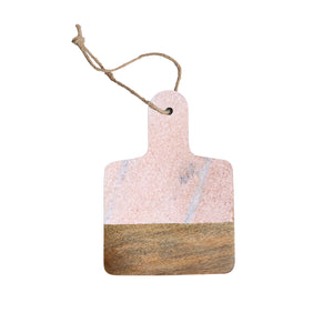 Marble Mini Two Tone Paddle Board - Pink