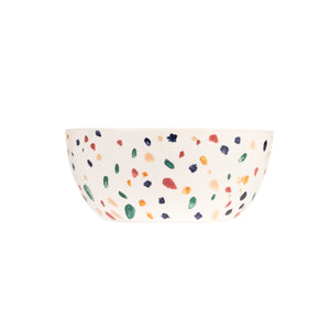 Terazzo Pudding Bowl