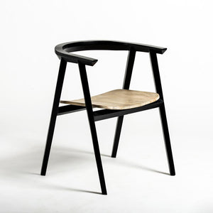 Uma Dining Chair - Black
