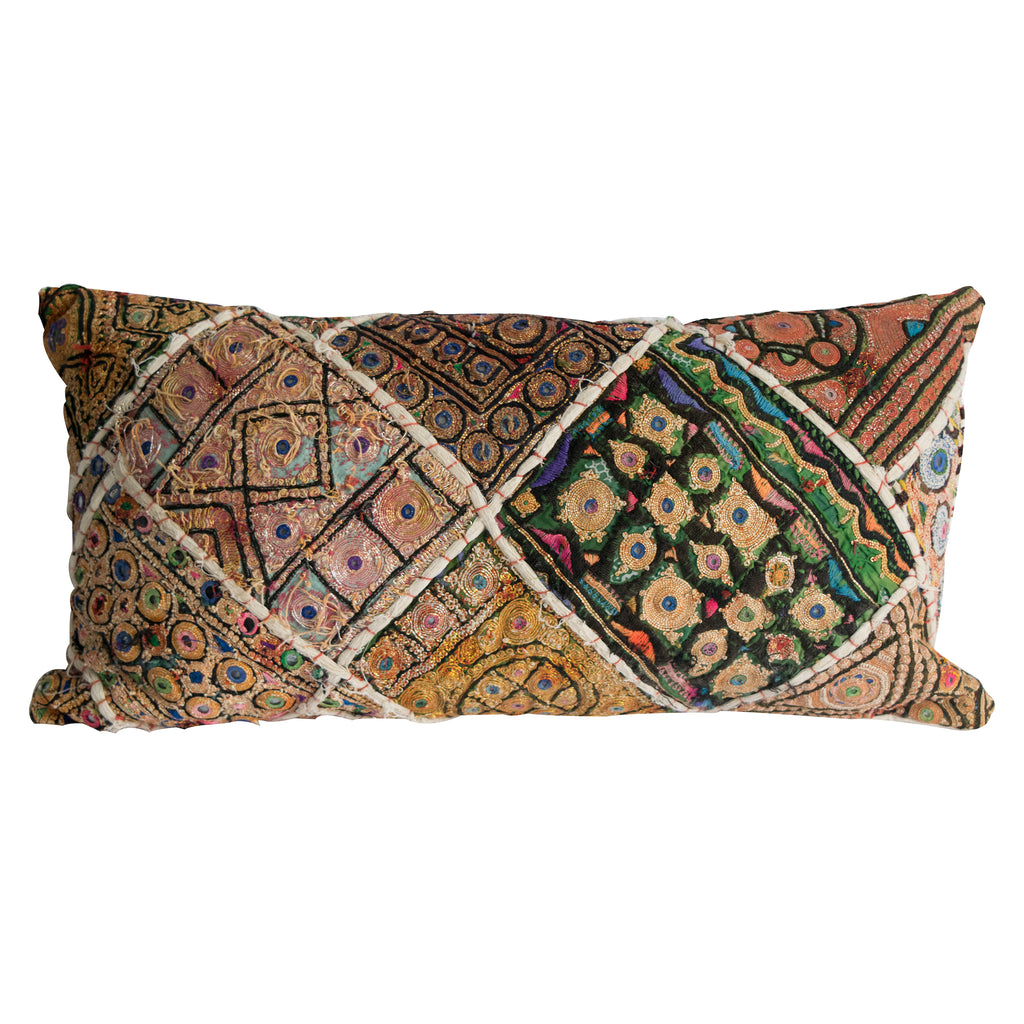 Vintage Taal Cushion