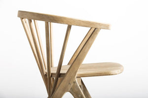 Zoyo Dining Chair - Natural