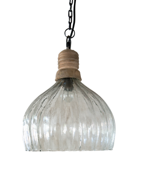 Afia Glass Pendant