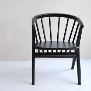 Zoyo Dining Chair - Black