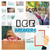 CLASSROOM ICE BREAKERS (BACK TO SCHOOL & TEAM BUILDING TASKS)