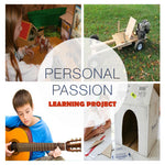Personal Passion Project: Entire Unit - Project Based Learning (PBL) Genius Hour