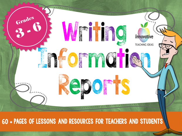 Information Report Writing Unit