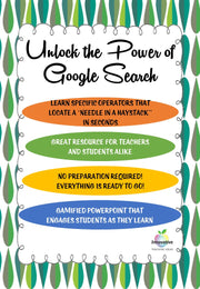 How to use GOOGLE SEARCH like a BOSS!! (Research Skills & Digital Citizenship)