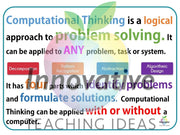 Guess Who Computational Thinking Challenge (Stem & Digital Technologies ) Teaching Resource