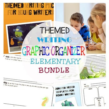 Elementary / Primary Writing Mega-Bundle