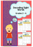 Decoding Sight Words ( Coding & STEM for Juniors )