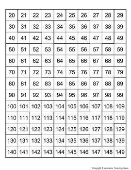 Number Sequencing Puzzles for Juniors ( Ordering, Number Patterns ) Editable