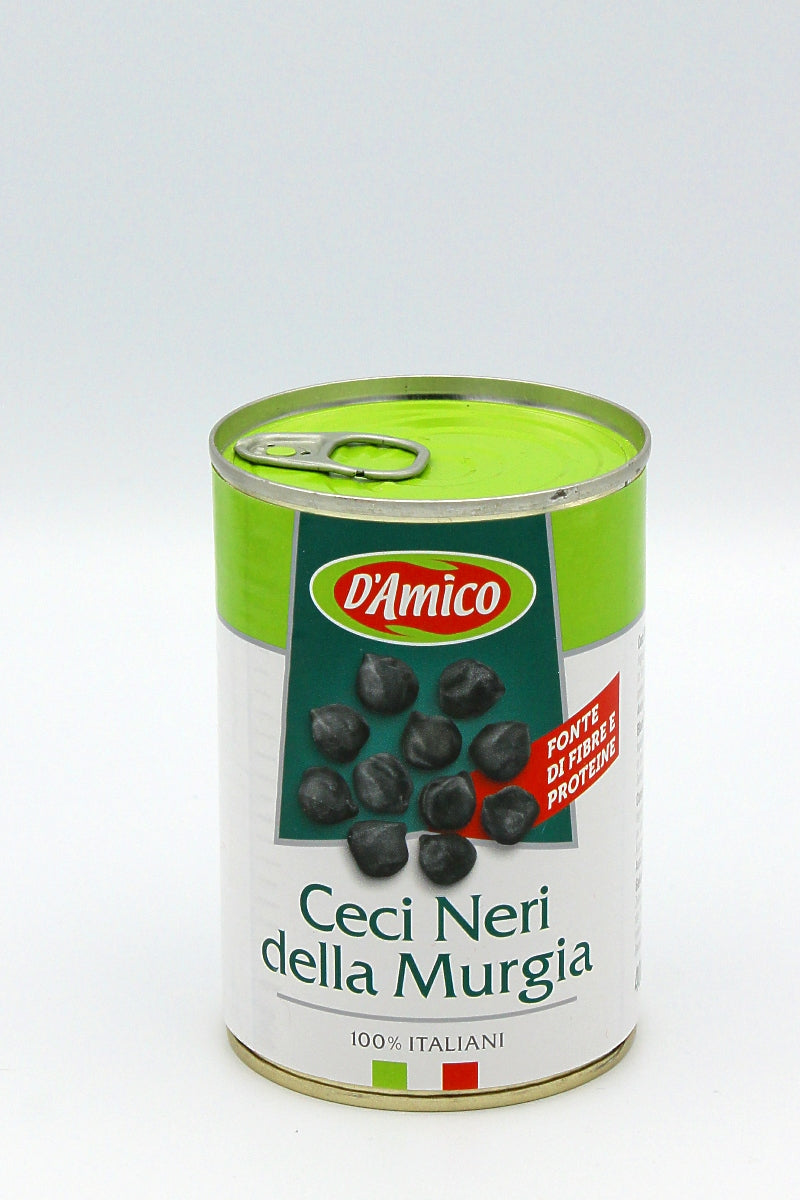 Black Chickpeas from Murgia - Puglia