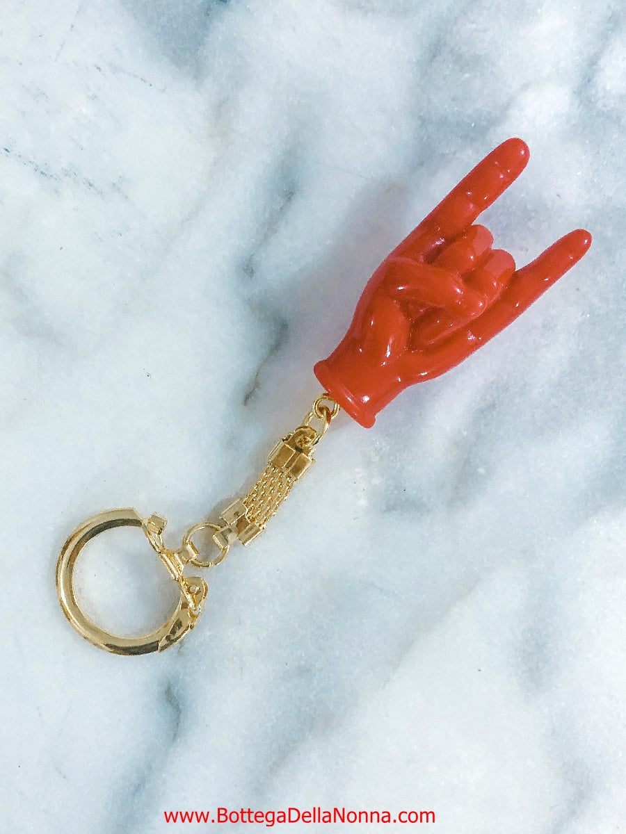 The Italian Envy Key Chain
