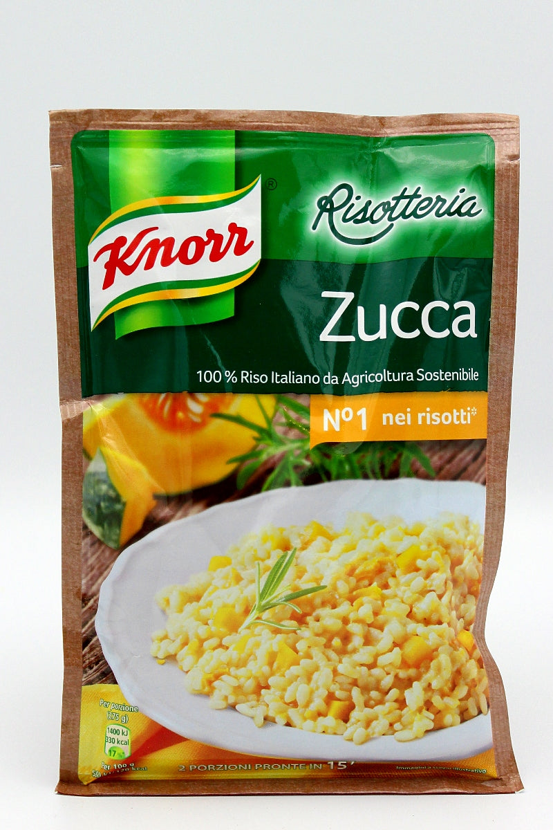 Knorr Pumpkin Risotto