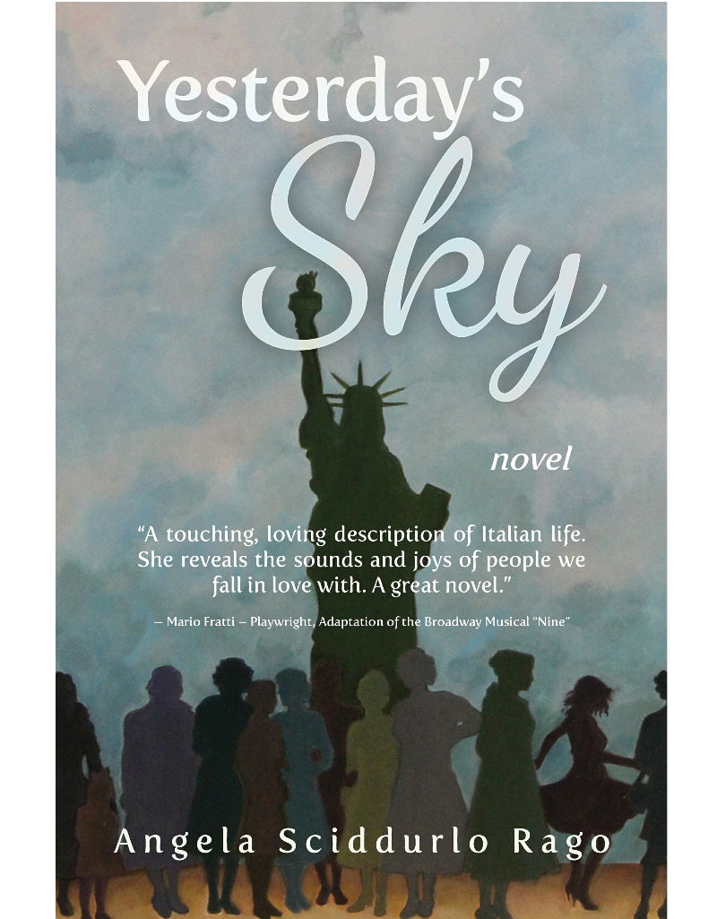 Yesterday's Sky - The Novel - With Dedication
