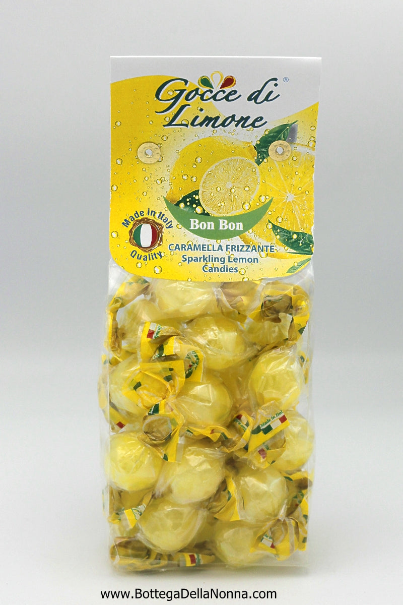 Bon Bon - Sparkling Lemon Candies