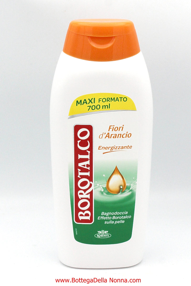Borotalco Body Wash - Orange Blossoms - 700 ml