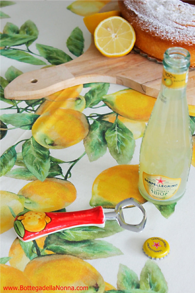 The Positano Bottle Opener