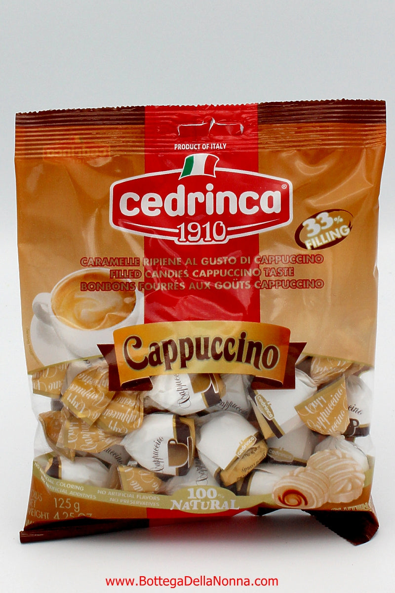 Cappuccino  - Hard Filled Candies