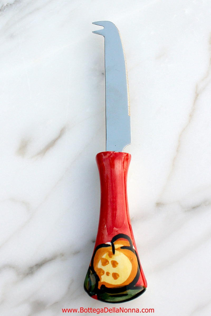 The Positano Cheese Knife