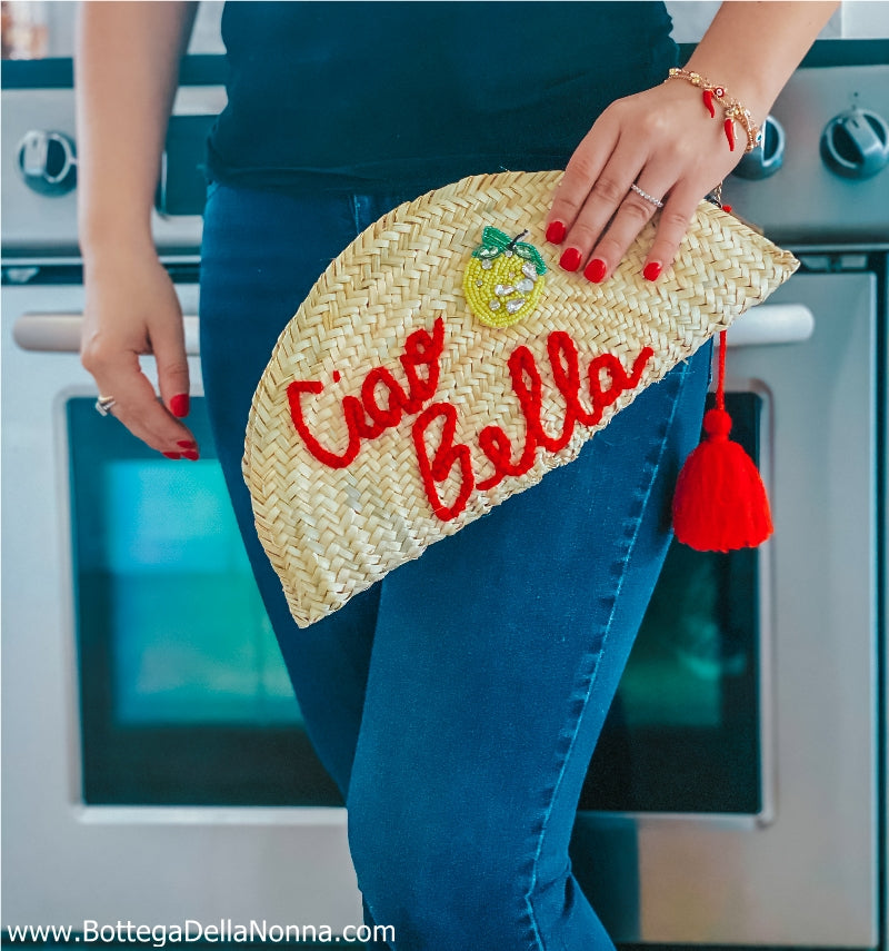 The Ciao Bella Clutch