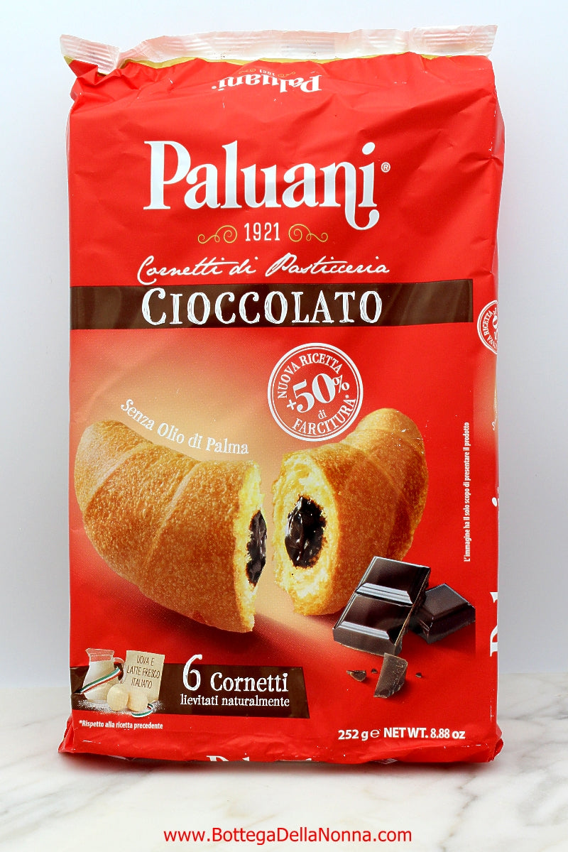 Chocolate Cream Cornetti by Paluani