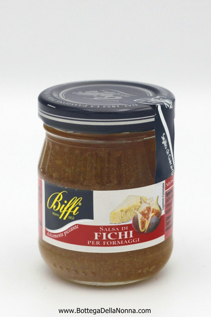 Fig Sauce for Cheeses - Biffi