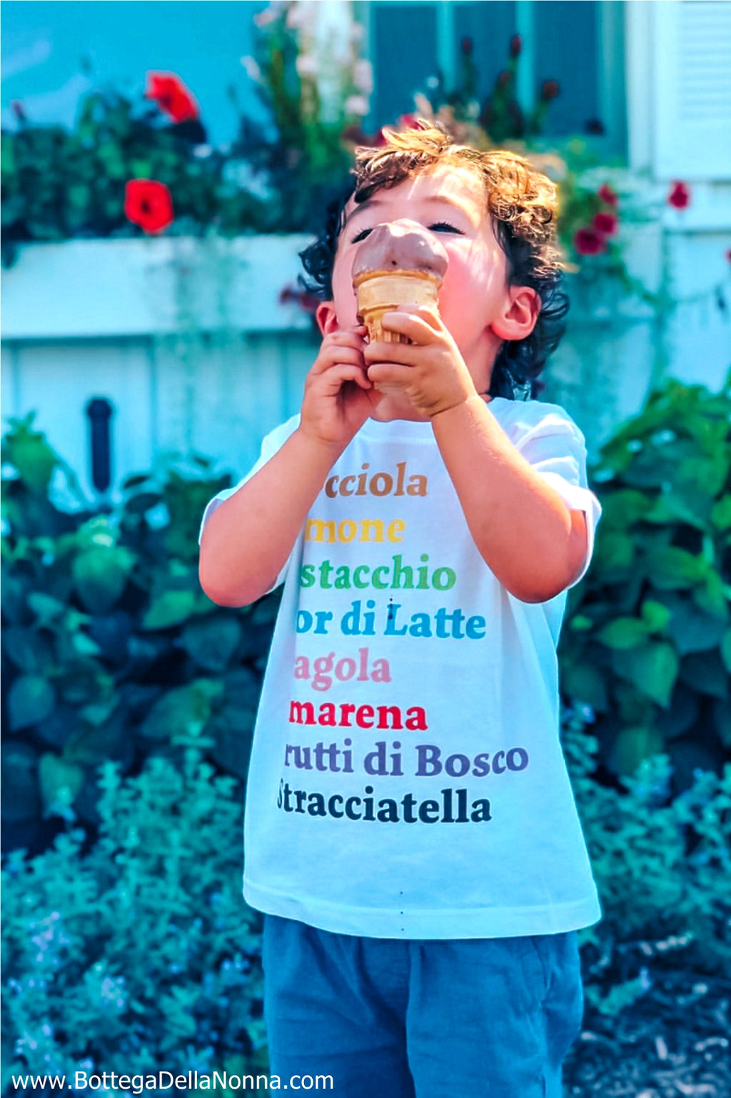 The Gelato Shirt for Kids