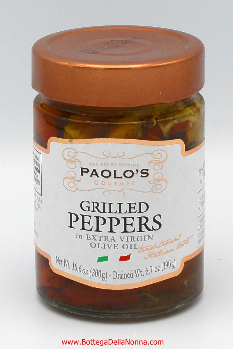 Grillled  Peppers
