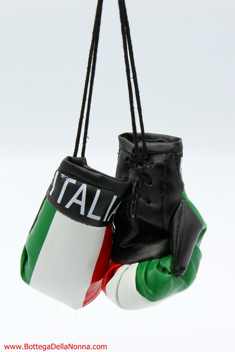 Italia Mini Boxing Gloves