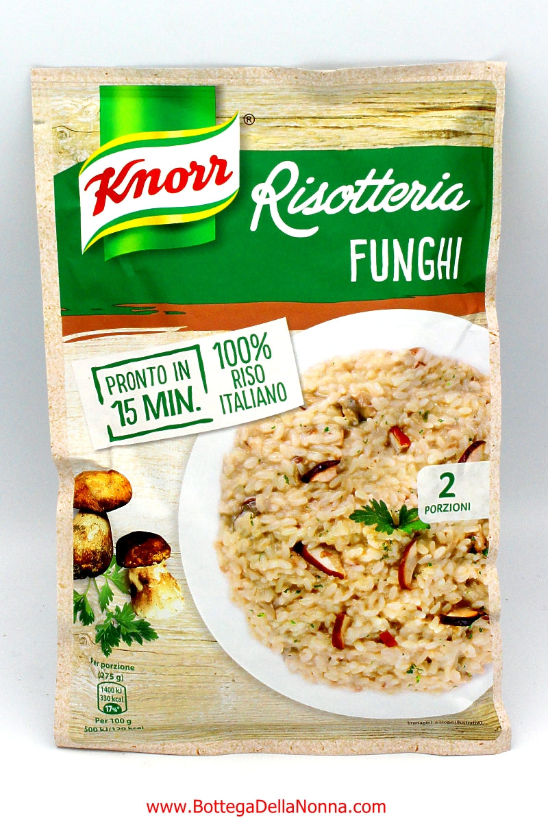 Knorr Risotto with Mushrooms