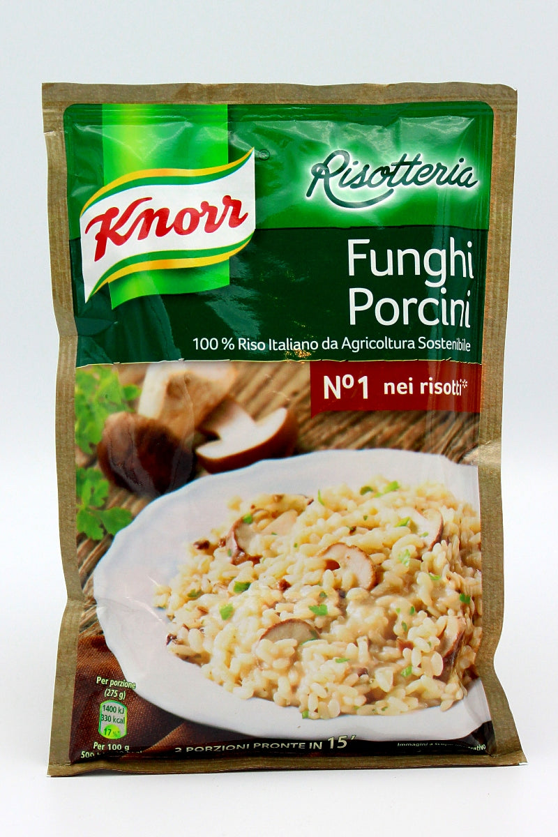 Knorr Risotto with Porcini Mushrooms