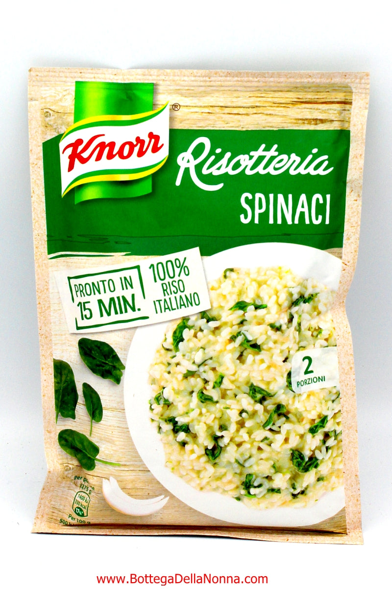Knorr Risotto with Spinach