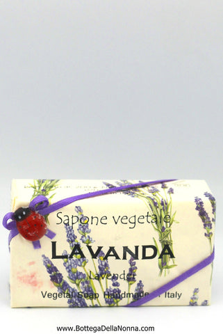 Jasmine Handmade Vegetable Soap