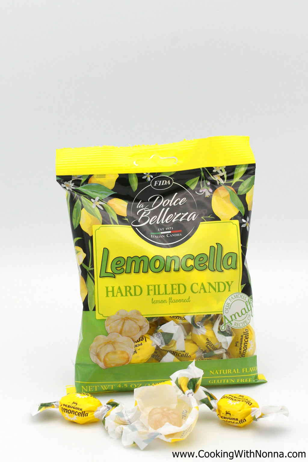 Lemoncella - Hard Filled Candies