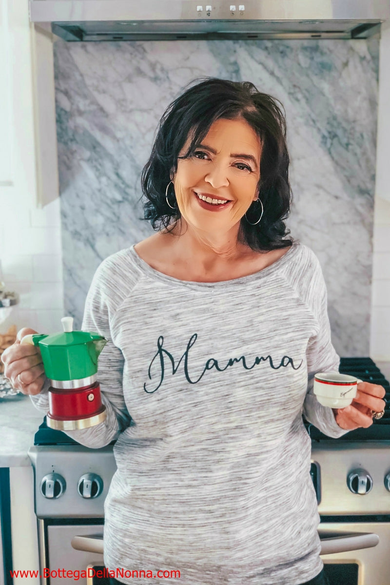 The Mamma Fleece Sweatshirt