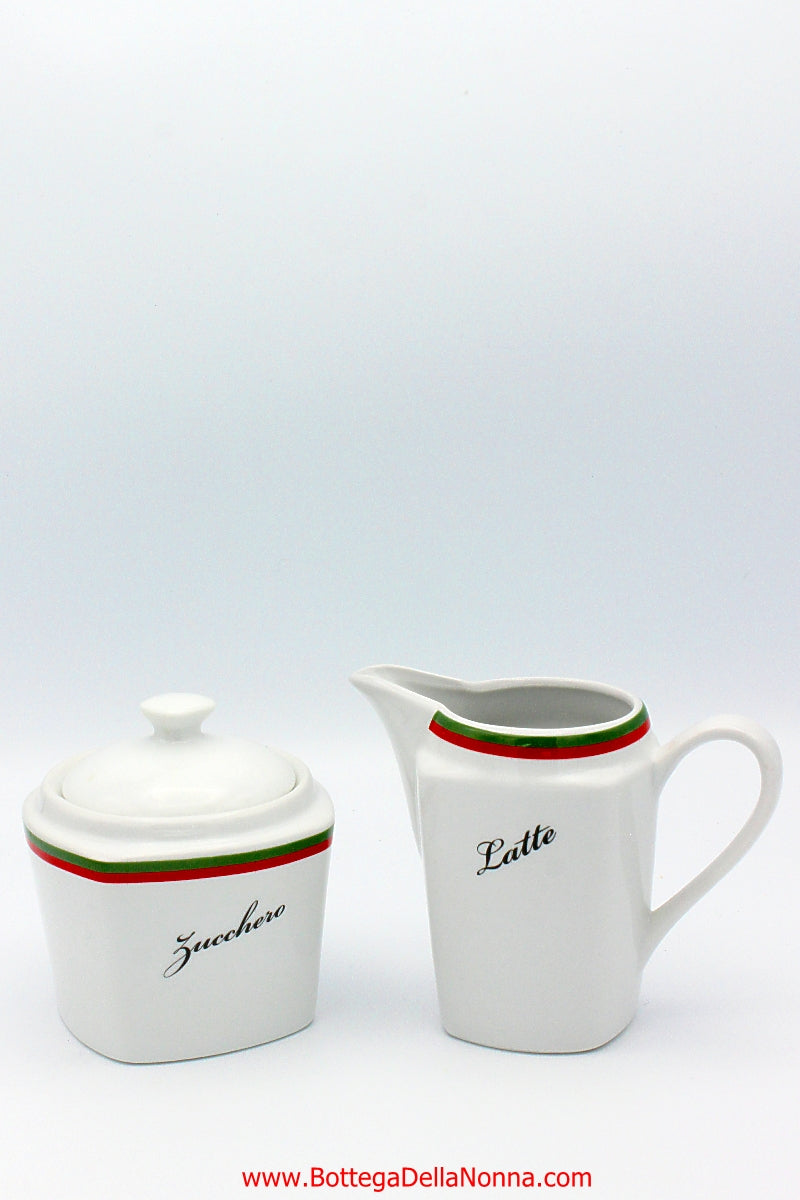 La Dolce Vita Milk & Sugar Set - Free Shipping
