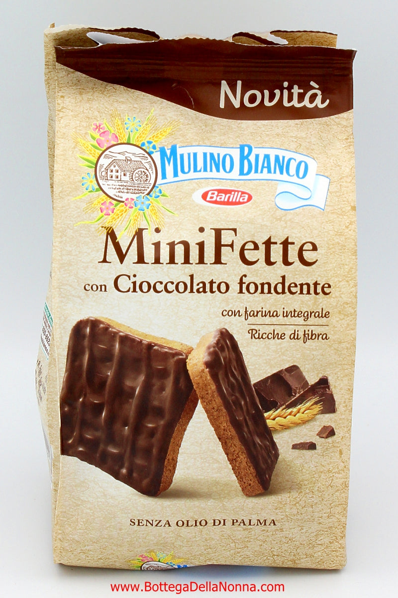 Mini Fette with Chocolate - Mulino Bianco