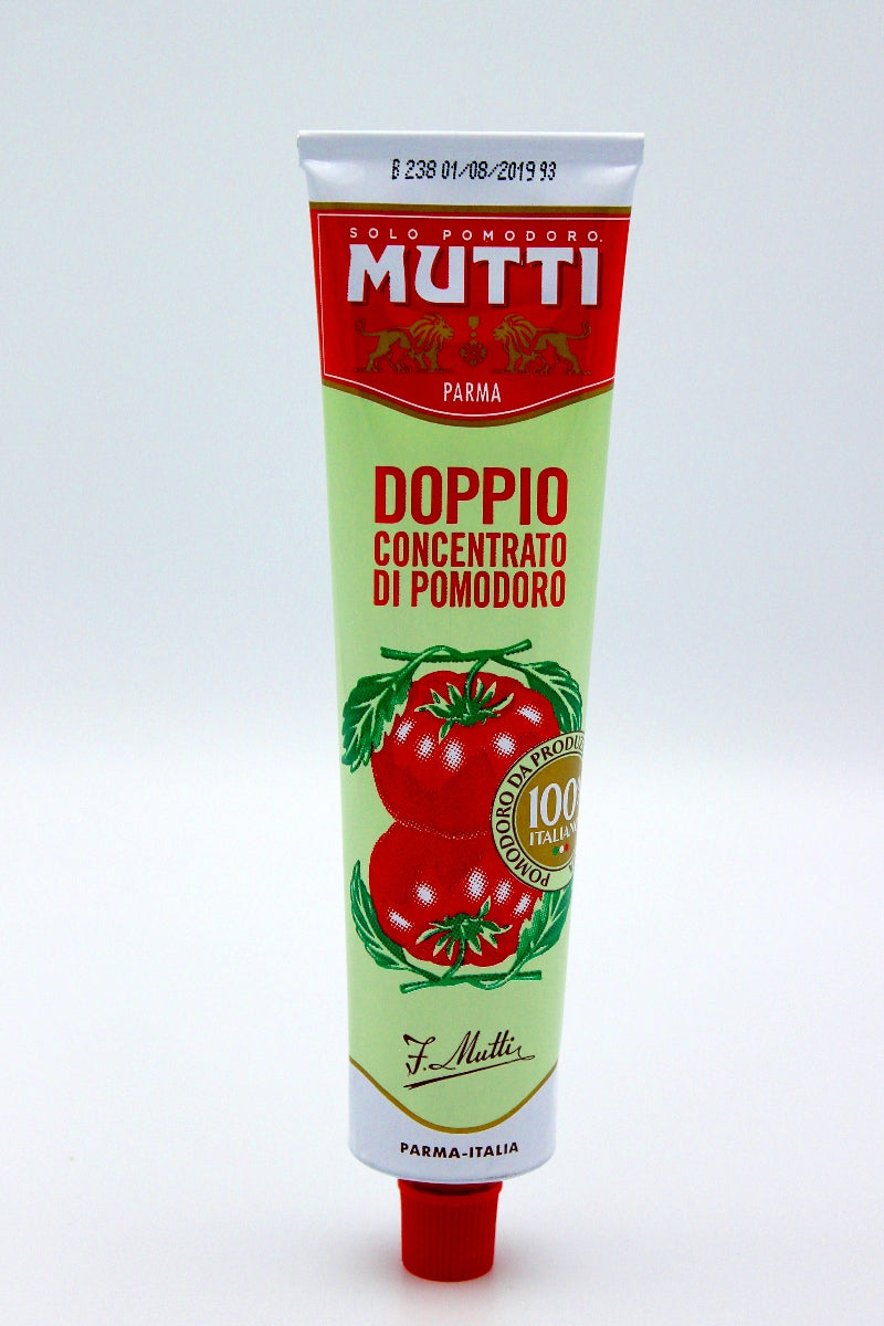 Mutti - Tomato Paste Tube - Double Concentrate