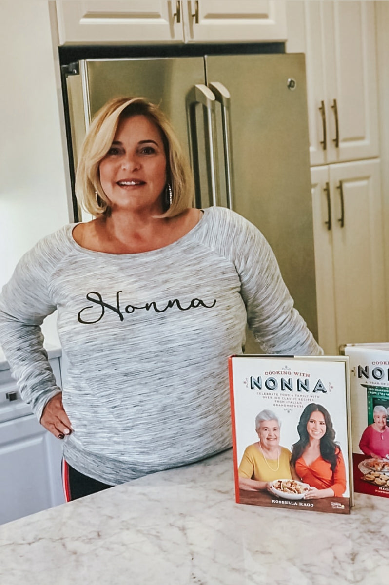 The Nonna Fleece Sweatshirt