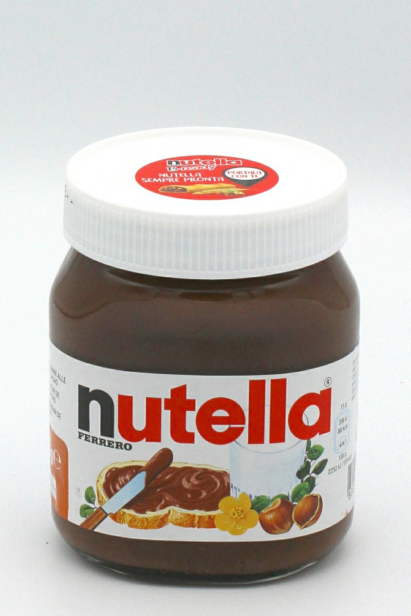 Nutella 450 grams Glass Jar