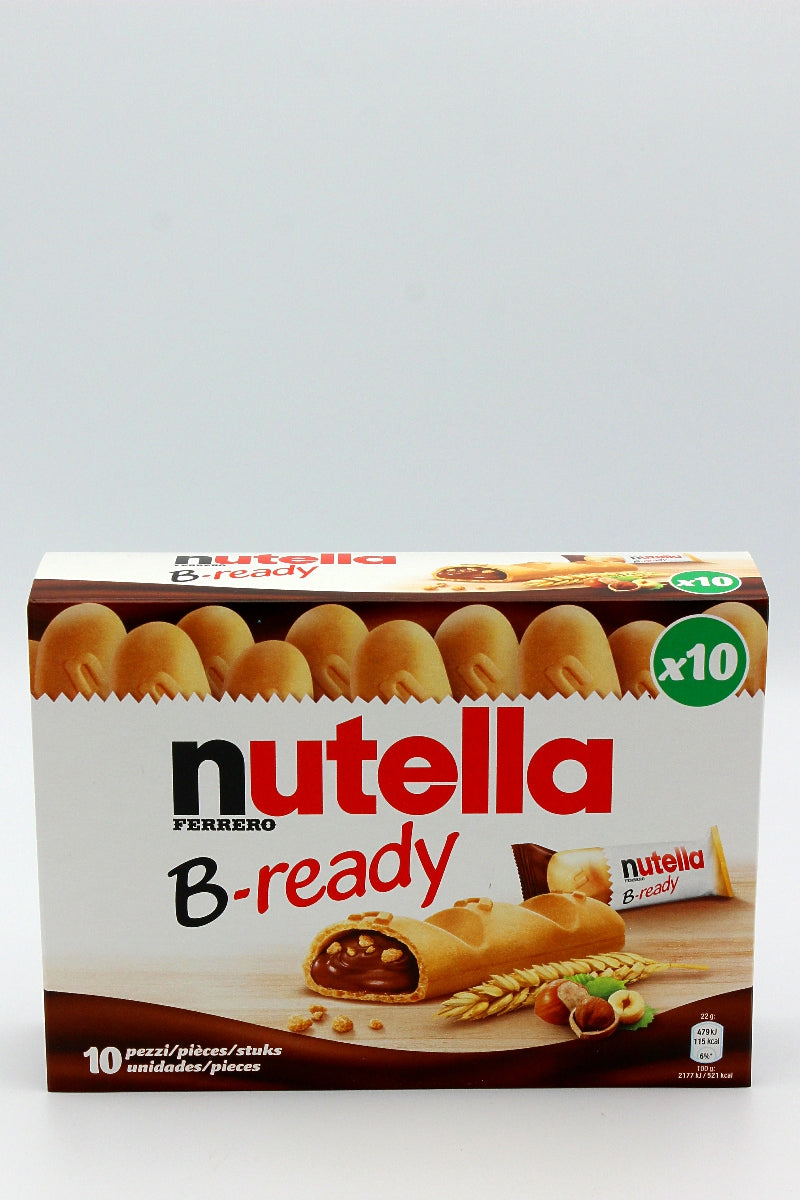 Nutella B-Ready x10