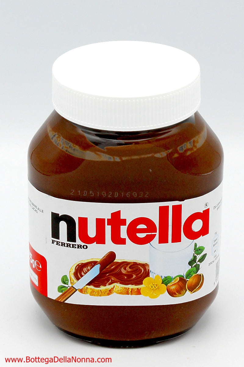 Nutella 925 grams Glass Jar