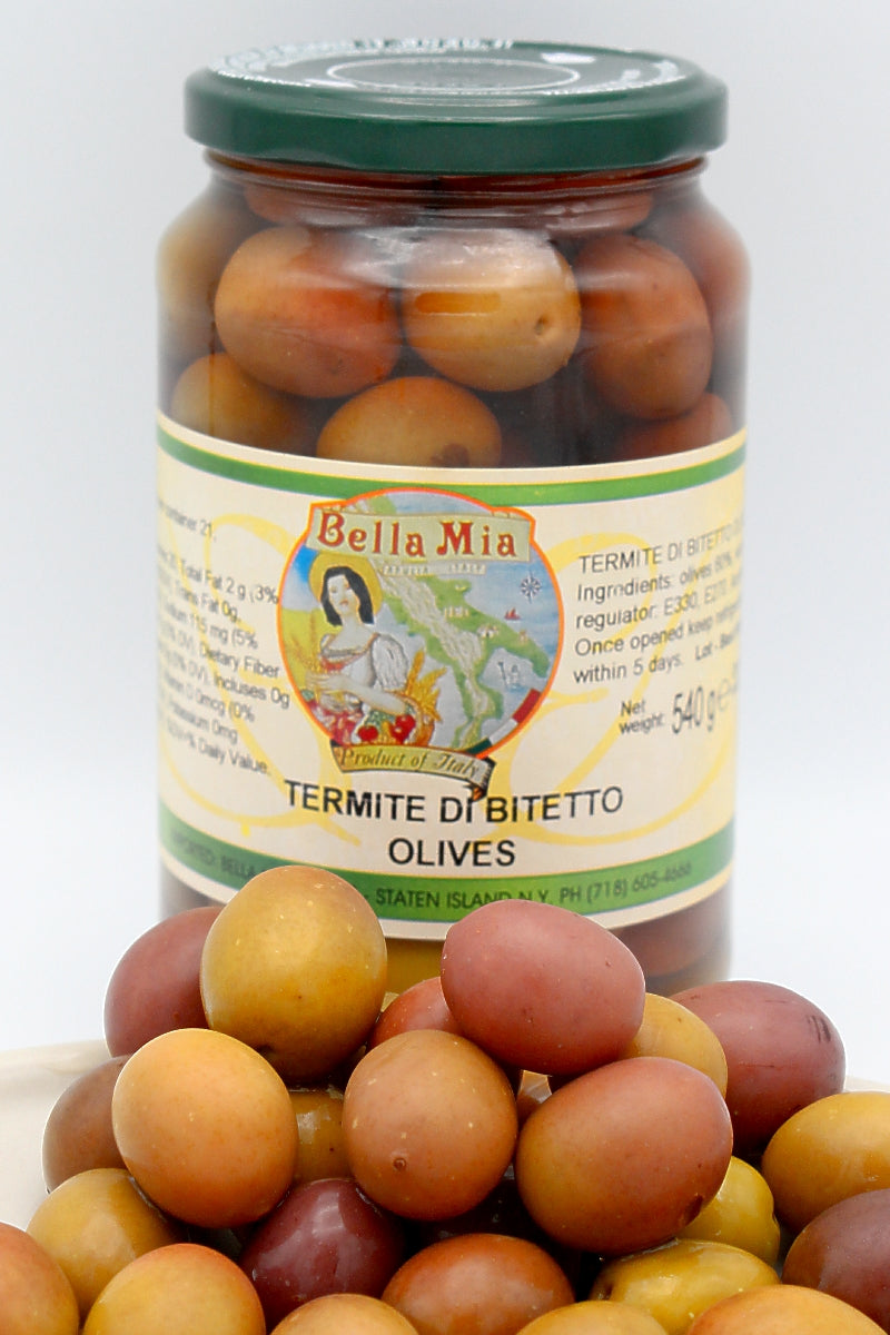 Bitetto Olives