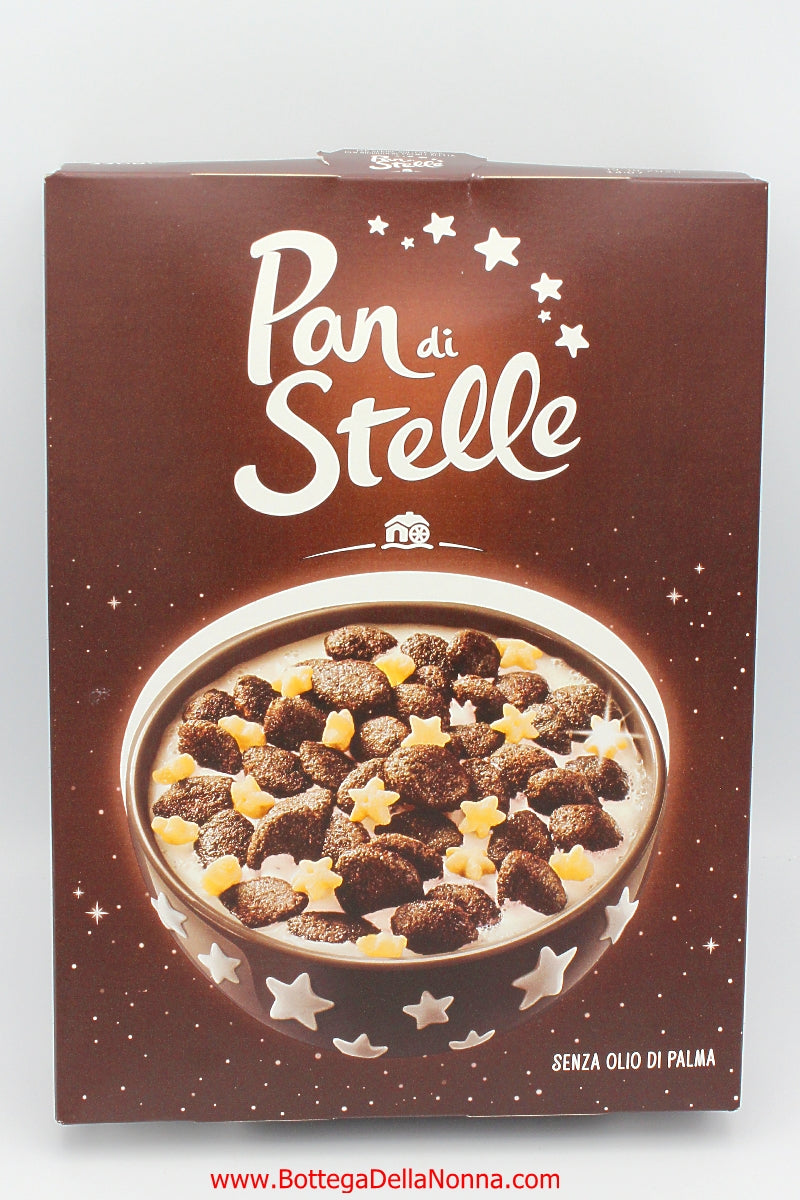Pan di Stelle Cereals