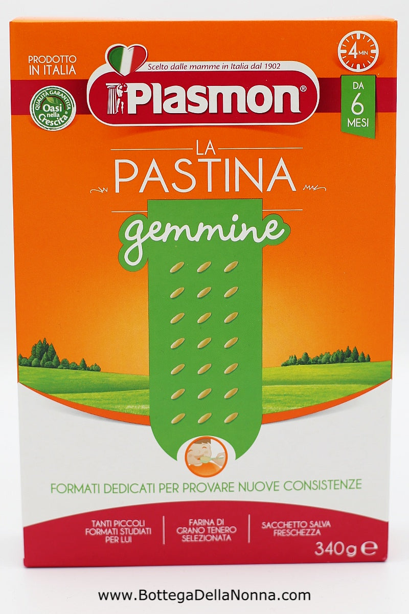 Gemmine Pastina for Bambini - Plasmon