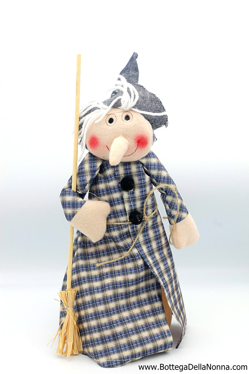 Large Plush Stand-Up Befana