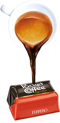 Ferrero Pocket Coffee - 18 Pieces