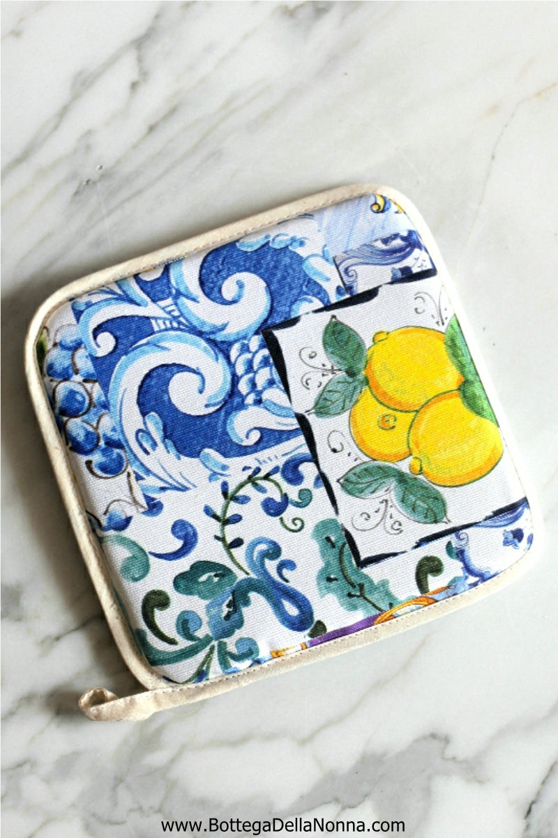 The Positano Fantasy Pot Holder
