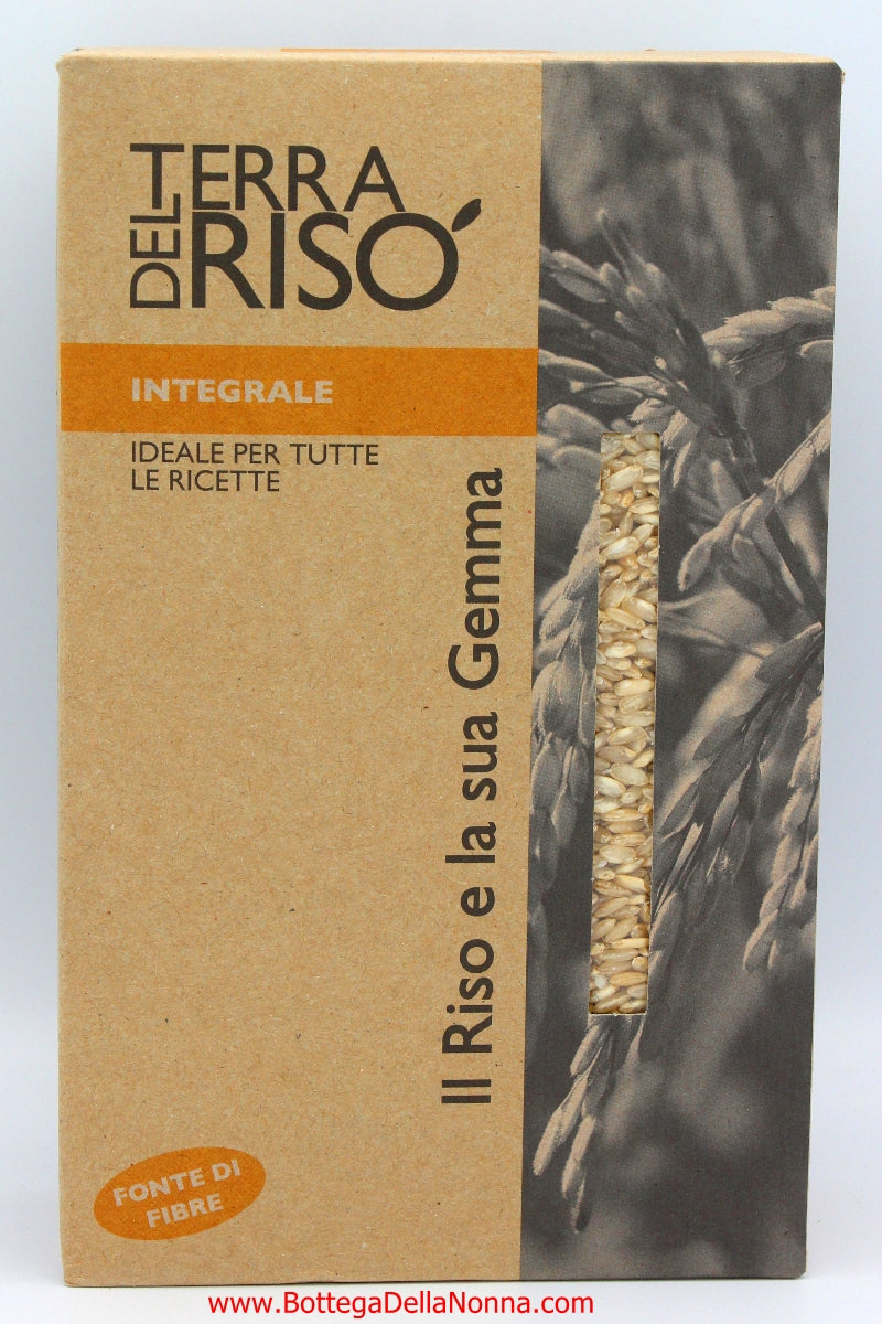 Riso Integrale - Brown Rice - Grandi